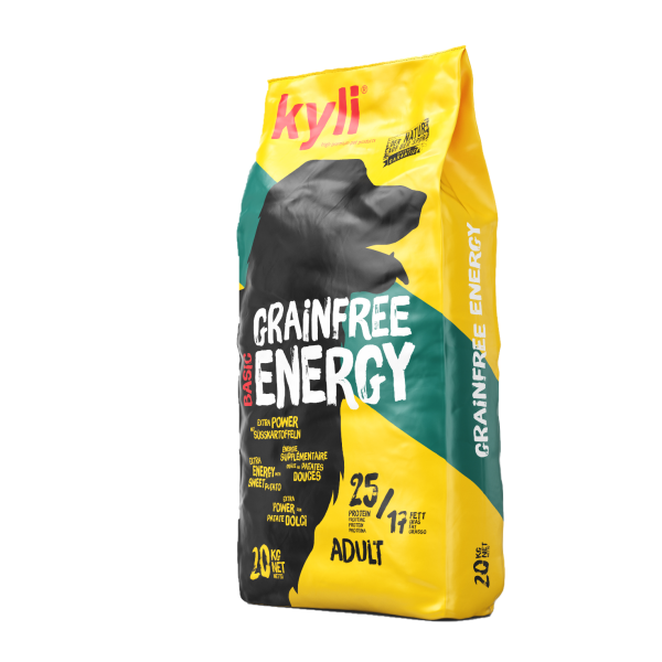 kyli Grainfree Energy